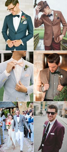 With vintage themed weddings gaining ever more popularity, it's no wonder that brides and grooms are looking for more creative vintage ideas. Every groom deserves to look awesome on his wedding day, and we want to ensure that in addition to the jaw-droppingly beautiful vintage brides, we prepare the grooms-to-be to look and feel their …