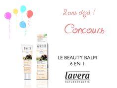 Des Mots Beauté: Concours 2 ans du blog : le Beauty Balm 6 en 1 de ...