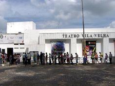 Teatro Vila Velha - Campo Grande.