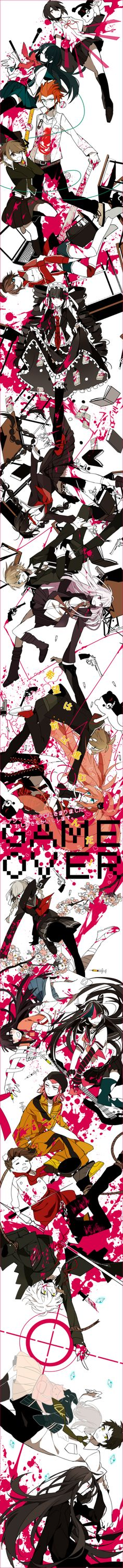 Can't believe they forgot my love Koizumi but hey, I like Kigiri, Hinata & co