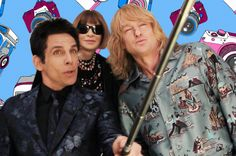 selfie-stick-ben-stiller-owen-wilson-valentino-paris-fashion-week-zoolander