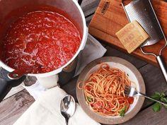 Pressure Cooker Tomato Sauce Recipe | Serious Eats