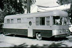 1951 VICTOUR HOUSECAR -RVUPGRADES.COM