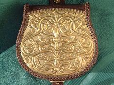 Savanyó Miklós fémműves - Tarsolyok, tarsoly lemeyek - Savanyó Miklós Fémműves Saddle Bags, Accessories, Jewelry Accessories