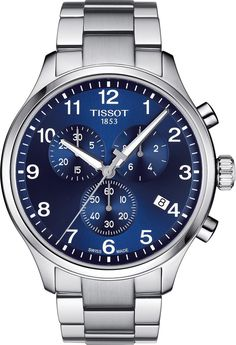 Tissot Watch T-Sport Chrono XL Mens #add-content #basel-18 #bezel-fixed #bracelet-strap-steel #brand-tissot #case-depth-11mm #case-material-steel #case-width-45mm #chronograph-yes #cws-upload #date-yes #delivery-timescale-call-us #dial-colour-blue #discount-code-allow #gender-mens #luxury #movement-quartz-battery #new-product-yes #official-stockist-for-tissot-watches #packaging-tissot-watch-packaging #style-dress #subcat-t-sport #supplier-model-no-t1166171104701