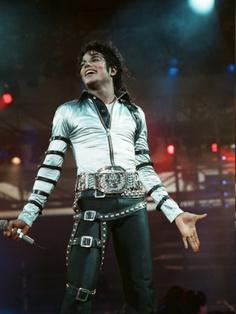 Michael Jackson - Roundhay park 1988