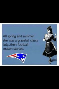 I heart football!!! GO PATS!