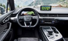 2016 Audi Q7 - Photo Gallery of First Drive Review from Car and Driver - Car Images - Car and Driver