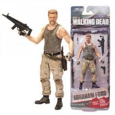 The Walking Dead: Abraham