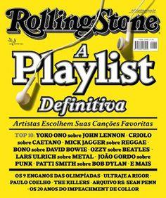 Capas RS Brasil 72 - Playlists