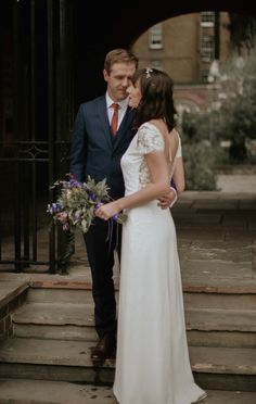 A flashback to this gorgeous SVH Bespoke bride, who has now spent a whole year as a 'MRS'. Wishing you all the continued happiness. Bespoke Design, Unique Weddings, Service Design, Romantic, Wedding Dresses, Brides, How To Wear, Happiness, Fashion