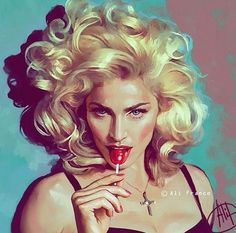 MADONNA DOES IT BETTER