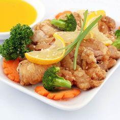 #StirFryRecipe Snow pea and seafood stir-fry