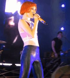 hayley williams ass