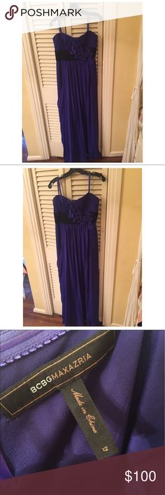 BCBG Ball Gown (Size: 12) BCBG Ball Gown (Size: 12) BCBG Dresses Maxi