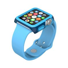 My design inspiration: CandyShell FIT Apple Watch Cover on Fab.