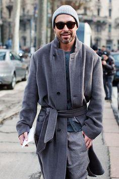 On the street... Mr Alex Badia, Milan & Paris | The Sartorialist  #fashion #TheSartorialist #blogger #streetstyle #AlexBadia