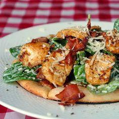 Caesar Salad Dressing - Rock Recipes -The Best Food & Photos from my St. John's, Newfoundland Kitchen.