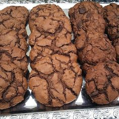 Skagbaek: Lækre chokolade cookies