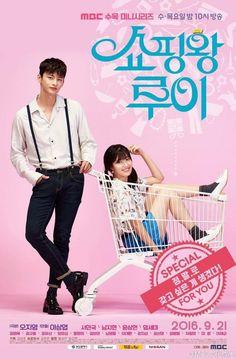 Shopping King Louie (Korean Drama) 2016 Episodes: 16