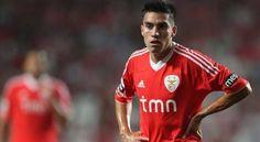 Benfica: Nico Gaitán de fora da lista de convocados de Rui Vitória