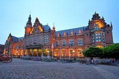 Academy building - University of Groningen                                                                                                                                                     More