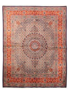 70% OFF One of a Kind Antique Mud Tribal Rug (Multi)