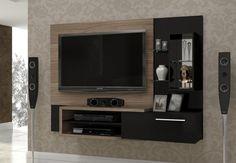 rack de tv com painel 5