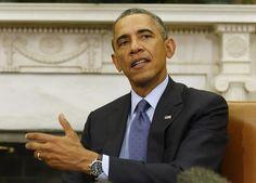 """Obama condena denúncia """"sem precedentes"""" de Trump sobre eleições """"fraudadas"""" - http://po.st/i7wLfi  #Política - #CLINTON, #Eleições, #Obama, #TRUMP"""