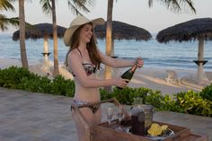 diy sequin straw hat, out of office straw hat, cayman brac, jets by jessika allen bikini, cayman island, le soleil d'or, golden sun cayman