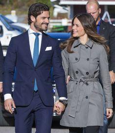 Carlos Felipe y Sofia de Suecia esperan su primer hijo - Foto 1