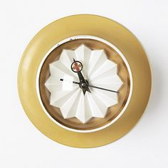 George Nelson / wall clock