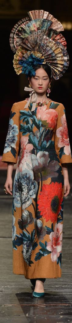Dolce & Gabbana spring 2016 couture