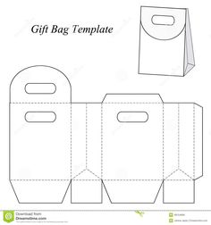 Gift bag template with round lid, vector illustrationRésultat d'images pour Gift Bag TemplateImages, photos et images vectorielles de stock de box templateFind box template Stock Images in HD and millions of other royalty-free stock photos, illust Paper Gift Box, Diy Gift Box, Diy Box, Paper Gifts, Paper Bag Design, Paper Box Template, Box Template Printable, Paper Purse, Origami Box