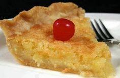 Pineapple Pie~ (Johnny Cash's Mother's Recipe) – Fresh Family Recipes
