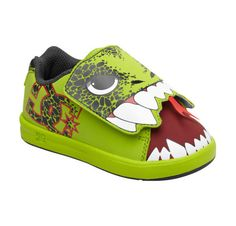 Toddler's Charade Lizard UL Shoes - DC Shoes
