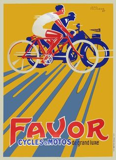This poster is currently being hung at Cake. in Lafayette! Vintage European Posters at vepca.com