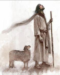Jesus Art, God Jesus, Heart Of Jesus, Lds Art, Bible Art, Catholic Art, Religious Art, Pictures Of Jesus Christ, Christian Artwork
