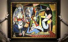 Picasso, Warhol y Monet son los artistas más rentables para los inversores