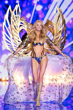 Victoria's Secret Fashion Show 2014 Lindsay Ellingson http://josephineblack.blogspot.ro/