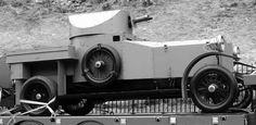 Dark Roasted Blend: Impressive Vintage Armoured Cars