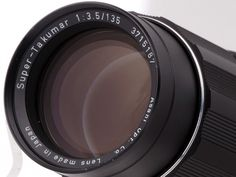 PENTAX Super-Takumar 135mm 3.5 Telephoto Prime Lens in EX+ Condition from Japan