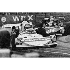 (2) Ronnie Peterson - March 742 BMW - March Racing Team - XX Kanonloppet 1974