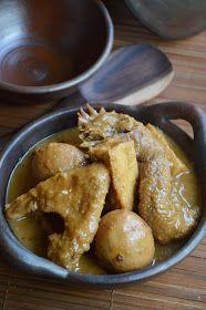 Diah Didi's Kitchen: Gudeg Yogya... Buatan Sendiri..Komplet..Plus Step By Step Cara Pembuatannya...^^ Indonesian Food, Pretzel Bites, French Toast, Food And Drink, Menu, Potatoes, Bread, Breakfast, Desserts