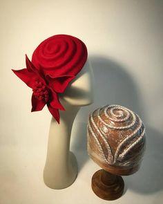 Women S Fashion Chain Crossword Millinery Hats, Fascinator Hats, Fascinators, Headpieces, 1940s Hats, Hat Blocks, Church Hats, Love Hat, Red Hats