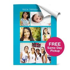 Create a customized adhesive poster from Walgreens. Adhesive backing allows you to display your poster anywhere, then peel off and re-apply as much as you like! Fleece Photo Blanket, Personalised Photo Books, Fun Activities For Kids, Kids Fun, Walgreens Photo, Photo Center, Custom Canvas, Paper Cards, As You Like