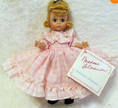 1989 Amy Little Women Dolls by Madame Alexander Detailed Photo