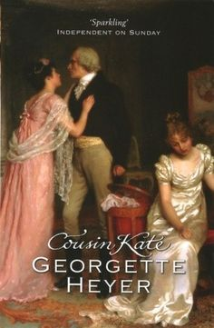 Cousin Kate by Georgette Heyer ~ 4 stars