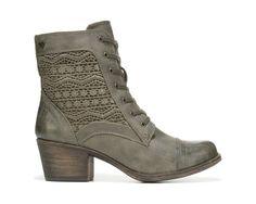 Dungelmann Enkellaarzen groen Aqa schoenen goedkoop kopen