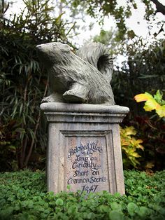 Finish that Tombstone at Disneyland Park: Beloved Lilac